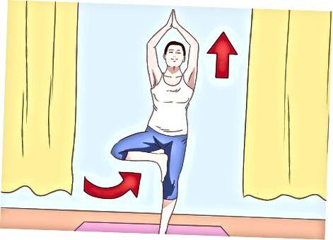 Yoga-ni sinab ko'rish