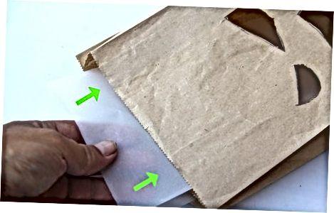 Осветителни тела за хартиени чанти