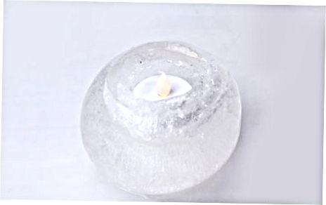 Изработка на ледени осветителни тела