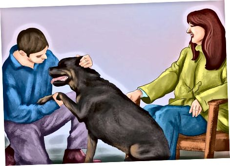 Rottweiler uyini olib kelish