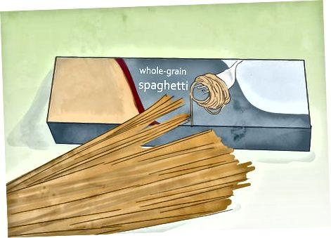 Приготвяне на по-леки спагети и сос
