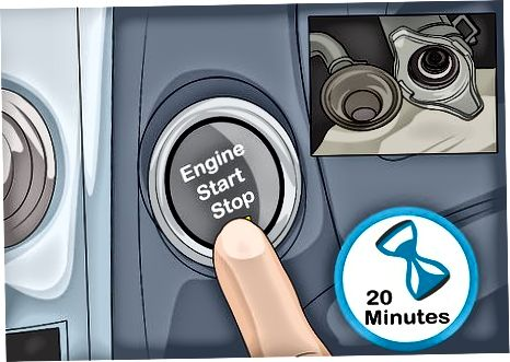 Avtomobilning radiatoridan qon ketish