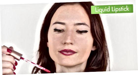 Lipstick qo'shish