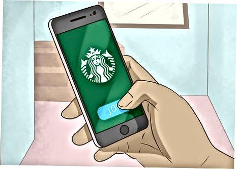 Starbucks mukofotlari dasturiga yozilish