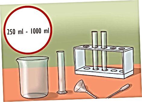 Laboratoriya materiallarini olish