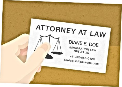 O'zingizning imkoniyatlaringizni advokat bilan muhokama qiling