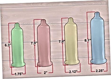 Prezervativlarni tanlash