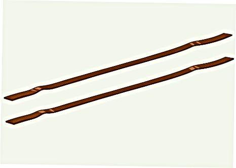 Pagdaragdag ng Mga Strap ng Copper