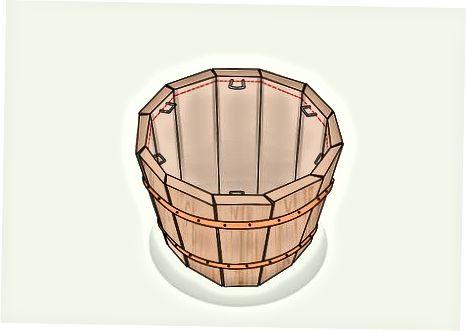 Pag-install ng Base ng Bucket