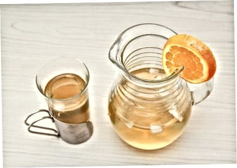 Приготвяне на чай от ледена мента