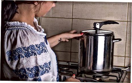 Опитваме метод на пара с помощта на Crock pot