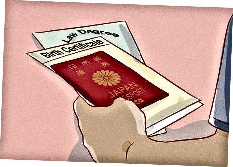 Muayyan kasbda ishlash uchun viza olish