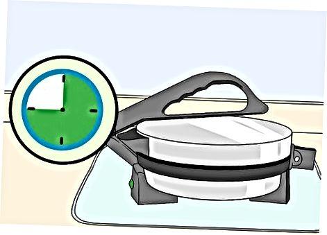 Използване на електронния производител на Roti