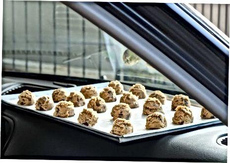 Cookie fayllarini asboblar panelida pishirish