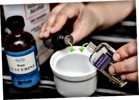 Избор на етерични масла за вашия парфюм