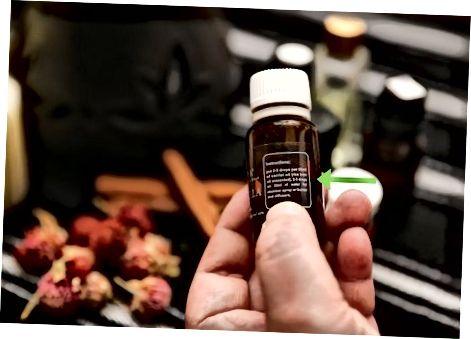 Практикуване на ароматерапия