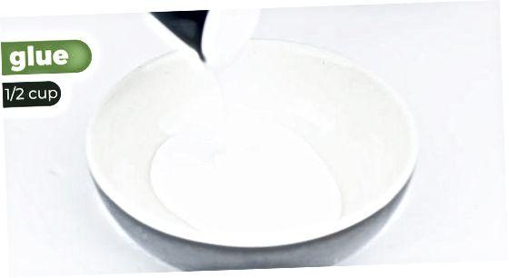 Смесване на Basic Borax Slime