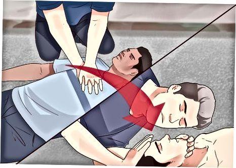 Pulsiz odamga CPR berish