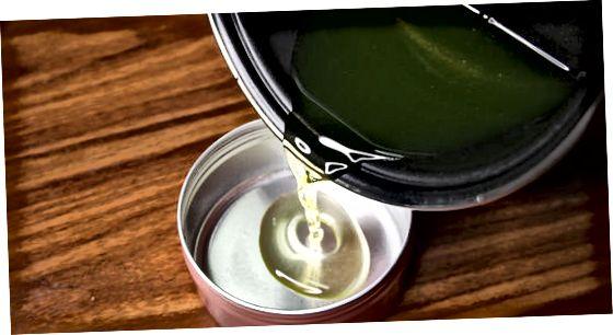 Използване на масло от ший и какао