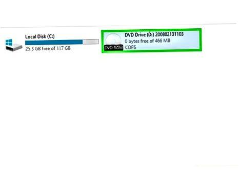 Windows-da audio CD-dan foydalanish