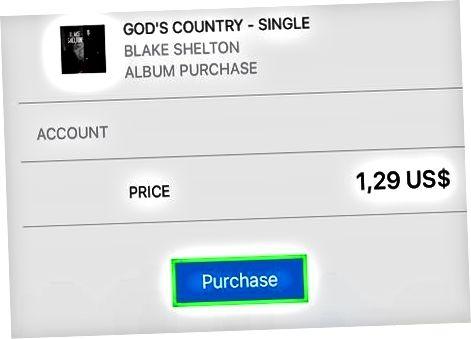 IPhone-da iTunes-dan foydalanish
