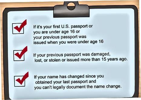 AQSh pasportini olishga tayyorlanmoqda