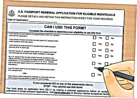 Pasport uchun to'g'ri hujjatlarni to'plash