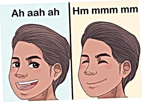 Vokal mashqlarini bajarish