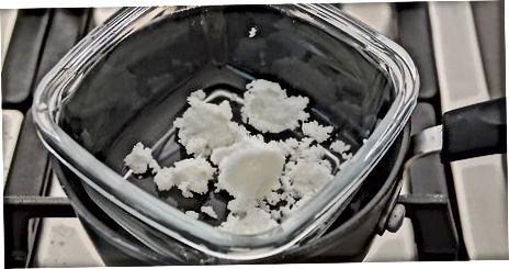 Изработване на овлажнител на основата на масло от ший