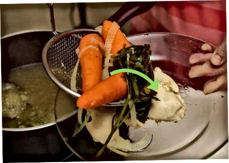 Приготвяне на традиционна супа