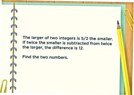 Matematikadan asosiy o'quv ko'nikmalarini o'rganish