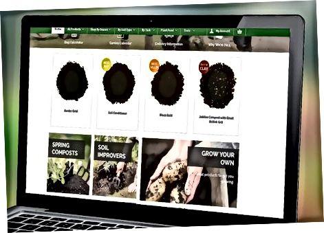 Organik kompostni topish