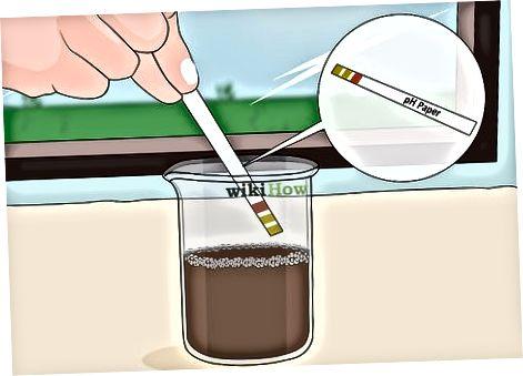 Tuproqingiz va suvingizning pH miqdorini sinash