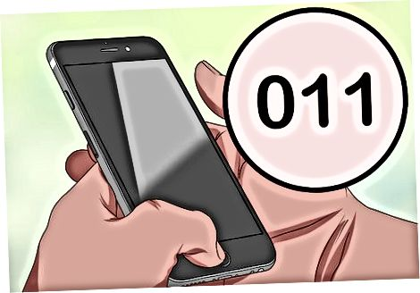 Shahar yoki uyali telefon orqali qo'ng'iroq qilish