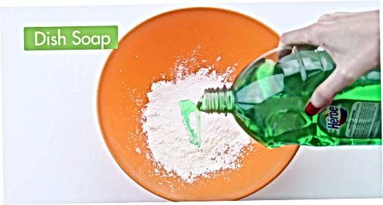 Приготвяне на сапунен шлам
