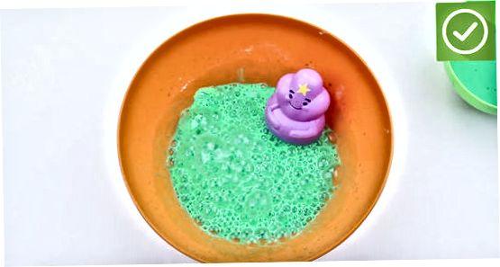 Правене на Bubbling Slime