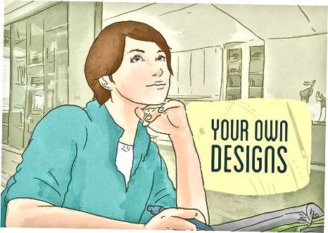 Moda dizayneri sifatida ishlash