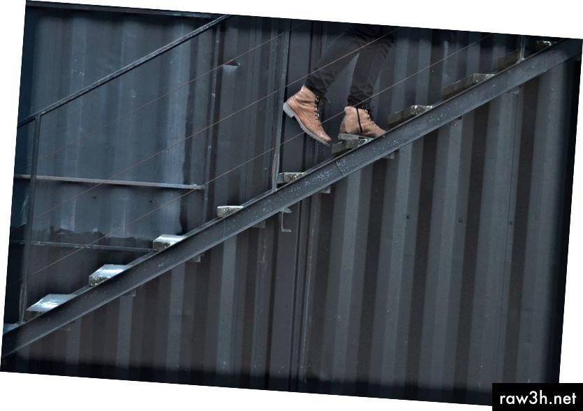 Изкачи се по стълбата на знанието. Обувки за хипстър не се изискват.