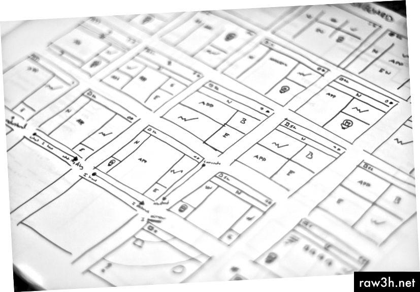 Náčrtky pro nevydané uživatelské rozhraní řídicího panelu klienta