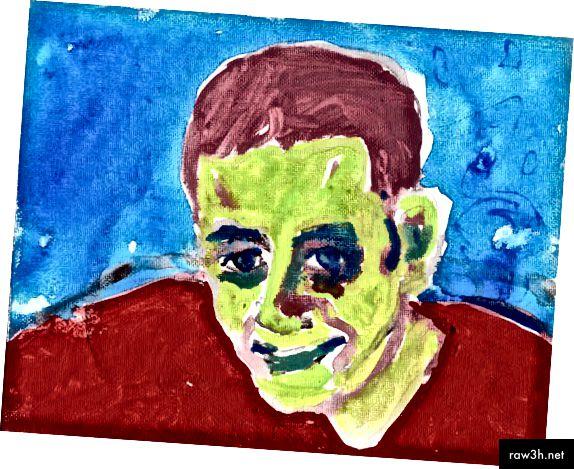 Πίνακες ζωγραφικής από τον Brian Keeper (www.briankeeper.com)