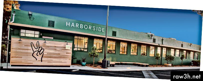Диспансерът на Harbouride в Оукланд