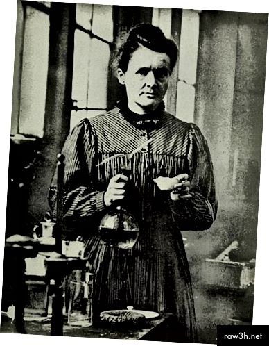 Marie Curie. Foto: Wikimedia Commons