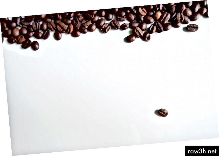 Повторете: Не искате да сте кафеени зърна за обмен. Снимка от Twenty20.