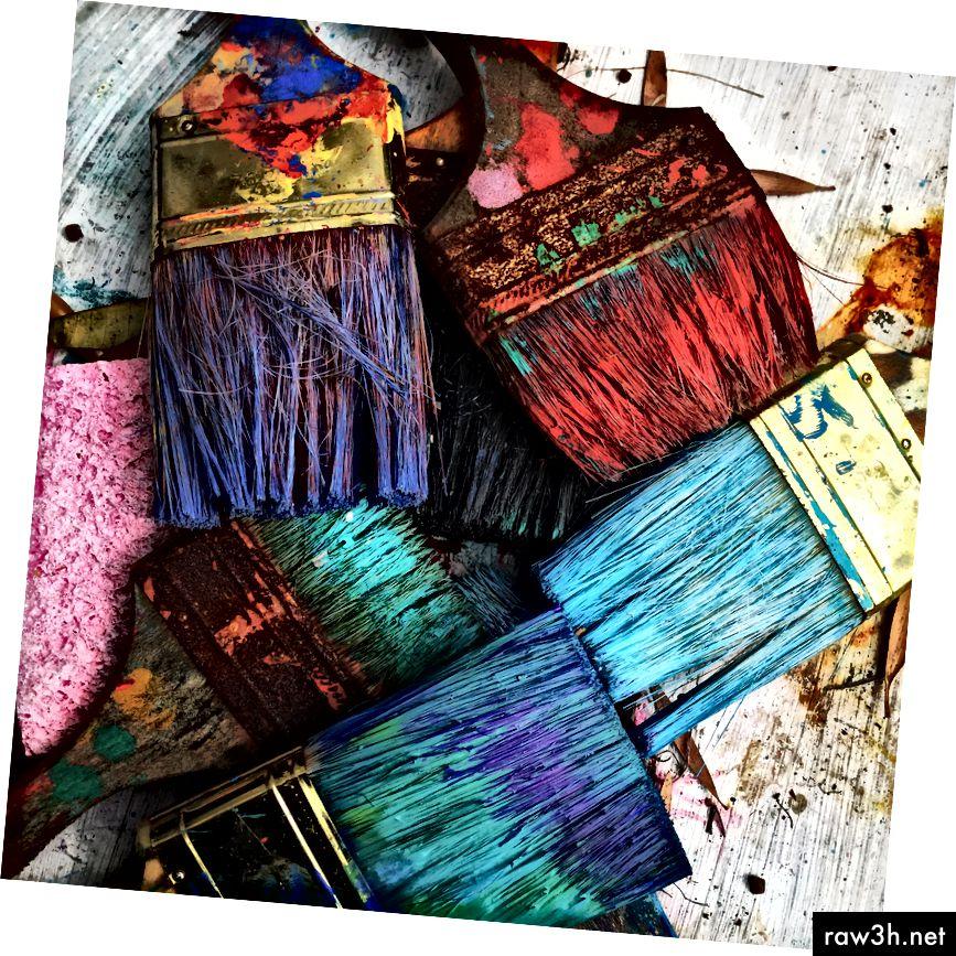 Пабло Пикасо е готов да създаде 50 000 произведения на изкуството, за да изгради своето наследство. Какво сте готови да направите?