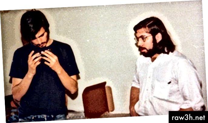 ستيف ووز ، 1975