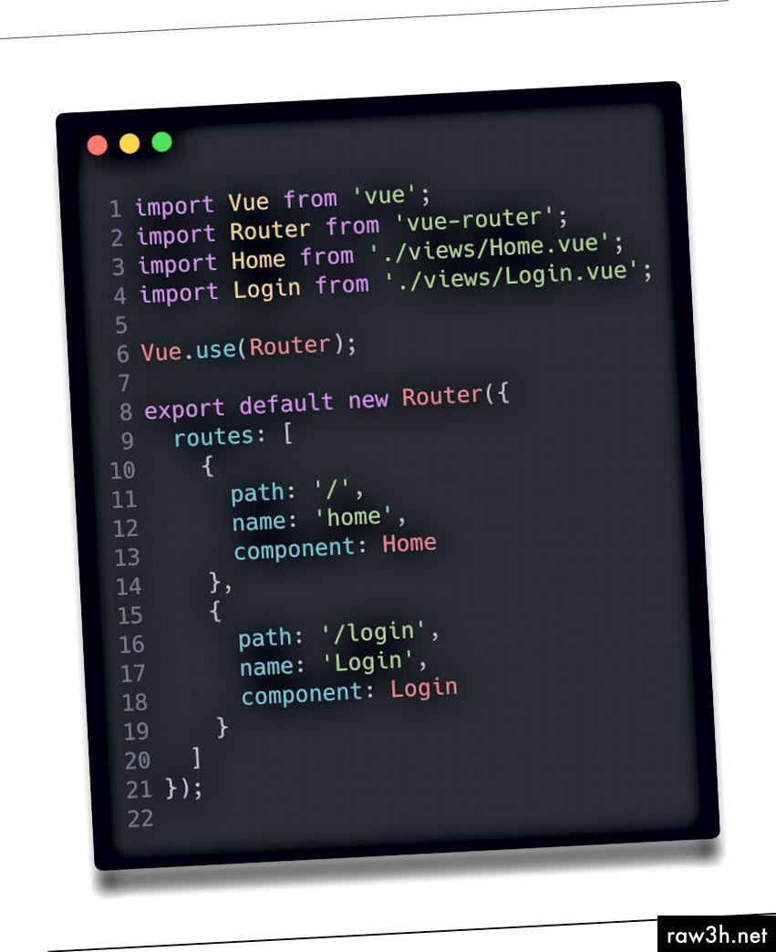 SRC / router.js