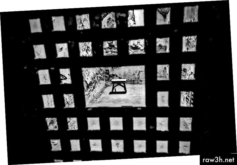 كل خلية تحمل مفتاح. الصورة ، العشرينون.