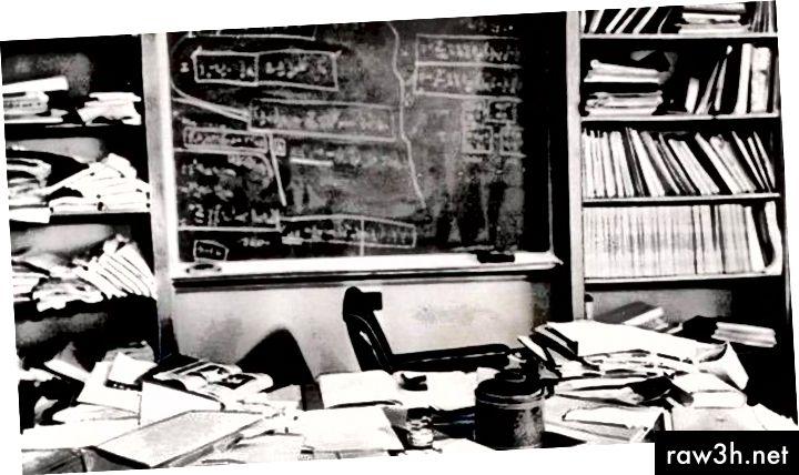 غرفة عمل أينشتاين