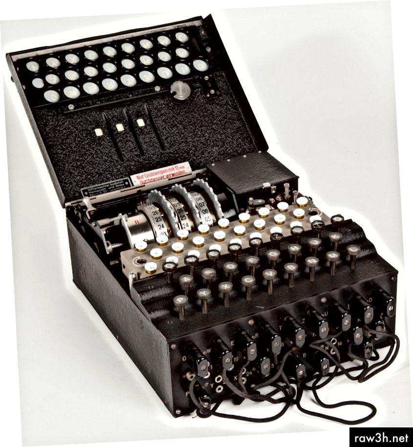 Sembla una ... màquina d'escriure?