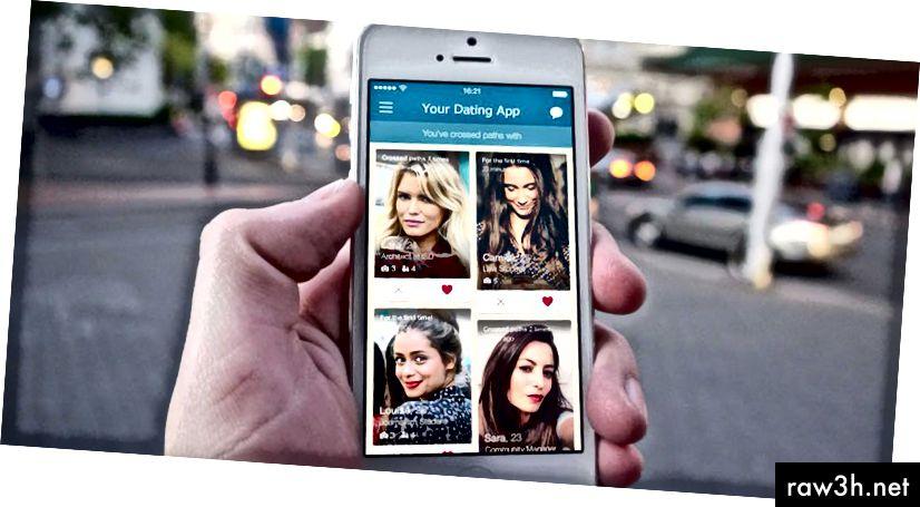 podudaranje izrade mobilne aplikacije